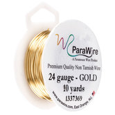 Non-Tarnish Parawire - 24 Gauge